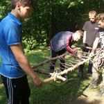 """Всеукраинские Игры """"Юный альпинист-2015"""" успешно закончились"""